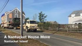 Nantucket House Move
